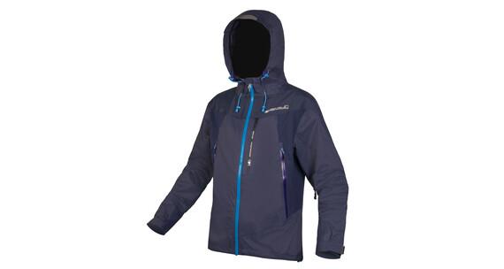 Endura MT500 II Jacke Herren Wasserdicht Marineblau